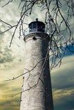 Leuchtturm in Kenosha Stockfotografie