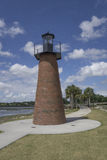 Leuchtturm Kissimmee Florida stockbild