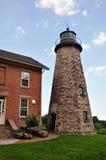 Leuchtturm-Kontrollturm Stockbild