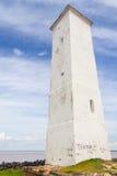 Leuchtturm Lagoa DOS Patos Stockfotos
