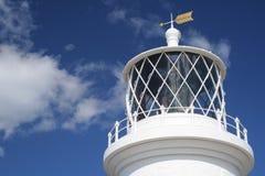 Leuchtturm-Laterne-Haus Lizenzfreies Stockbild