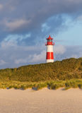 Leuchtturm, Liste Lizenzfreie Stockbilder