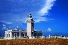Leuchtturm Los-Morrillos stockbilder