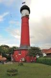 Leuchtturm-Nordsee stockfotografie