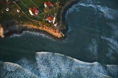 Leuchtturm am Point Loma nahe San Diego, Kalifornien Lizenzfreie Stockfotografie