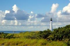 Leuchtturm-Punkt Lizenzfreie Stockbilder