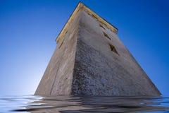 Leuchtturm Rubjerg Knude Stockbild