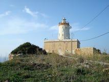 Leuchtturm Ta Gurdan Stockbilder
