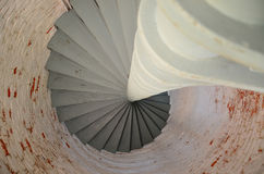Leuchtturm-Treppenhaus Lizenzfreies Stockfoto