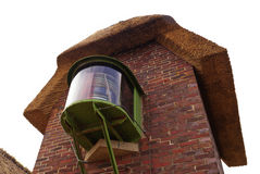 Leuchtturm von Holm Oland Stockfoto