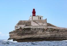 Leuchtturm von La Madonetta Stockfoto