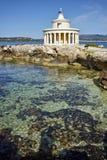 Leuchtturm von St. Theodore bei Argostoli, Kefalonia Stockfotografie