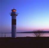 Leuchtturm während summer.JH Stockfoto