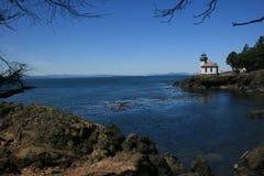 Leuchtturm in WA Lizenzfreies Stockfoto