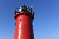 Leuchtturm während der Tageszeit Lizenzfreie Stockfotos