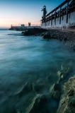 Leuchtturm in Zadar Lizenzfreies Stockfoto