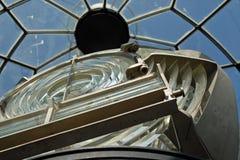 Leuchtturmlaterne Stockbild
