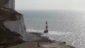 Leuchturm dell'Inghilterra Immagini Stock