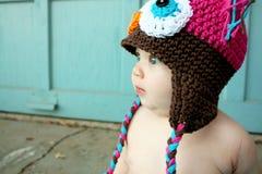 Leuk babymeisje Stock Afbeeldingen