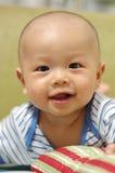 Leuk babyportret Royalty-vrije Stock Foto's