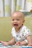 Leuk babyportret Royalty-vrije Stock Foto