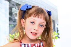Leuk jong meisje Royalty-vrije Stock Foto