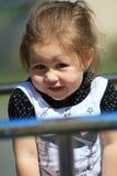 Leuk jong meisje Stock Foto
