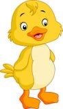 Leuk kippenbeeldverhaal stock illustratie