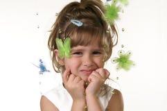 Leuk meisje stock fotografie