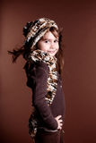 Leuk meisje Stock Foto