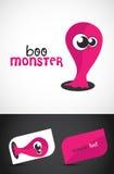 Leuk Monster Royalty-vrije Stock Foto