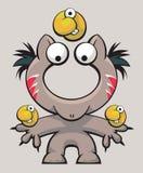Leuk Monster Stock Fotografie