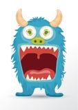 Leuk monsterbeeldverhaal Stock Afbeelding