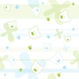 Leuk naadloos patroon vector illustratie
