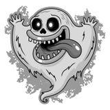 Leuk Spook vector illustratie