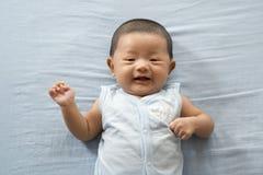 Leuke baby Royalty-vrije Stock Foto