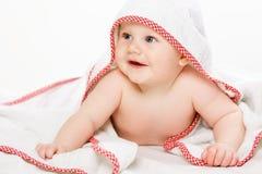 Leuke babyjongen Stock Fotografie
