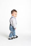 Leuke Chinese Baby Stock Afbeelding