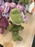 Leuke dinosaurus royalty-vrije stock afbeeldingen