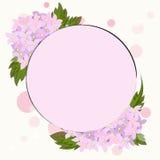 Leuke en romantische bloemen Stock Afbeeldingen
