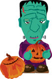 Leuke Frankenstein stock illustratie