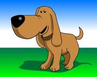 Leuke hond 5 Royalty-vrije Stock Foto's