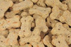 Leuke Hondebrokjes die in een Been worden gevormd stock fotografie