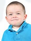 Leuke jonge jongen royalty-vrije stock foto