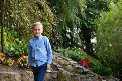 Leuke jongen Royalty-vrije Stock Foto's