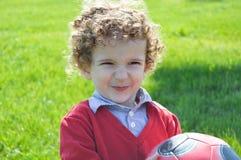 Leuke jongen Royalty-vrije Stock Foto