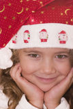 Leuke Kerstman Royalty-vrije Stock Fotografie