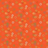 Leuke kleurrijke abstracte inzamelingen als achtergrond die vormen, geometrisch, malplaatjesontwerp vector illustratie
