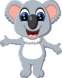 Leuke koala stock illustratie
