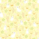 Leuke konijntjes Royalty-vrije Stock Afbeeldingen